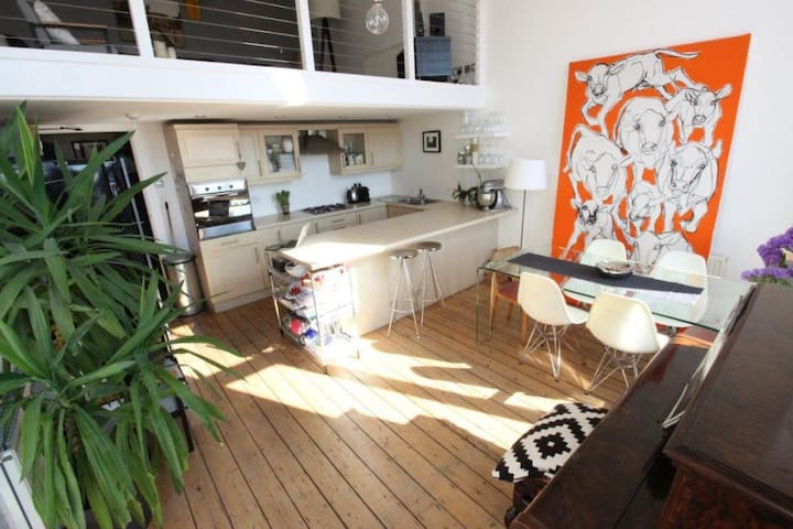 Cool apartment with sea views - Barry - Appartement