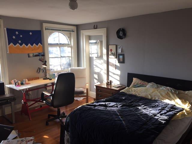Sunny Penthouse Close to Yale - Нью-Хейвен - Квартира
