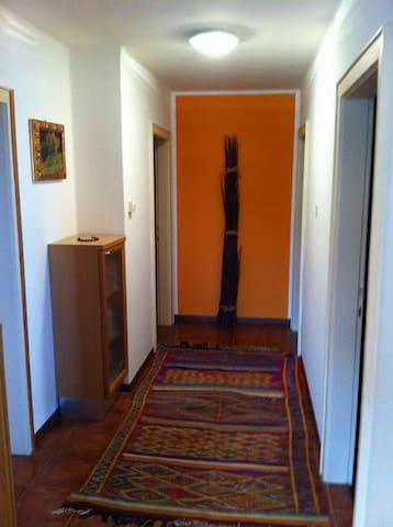Apartment 3 bedrooms in the center Folgaria - Folgaria - Leilighet