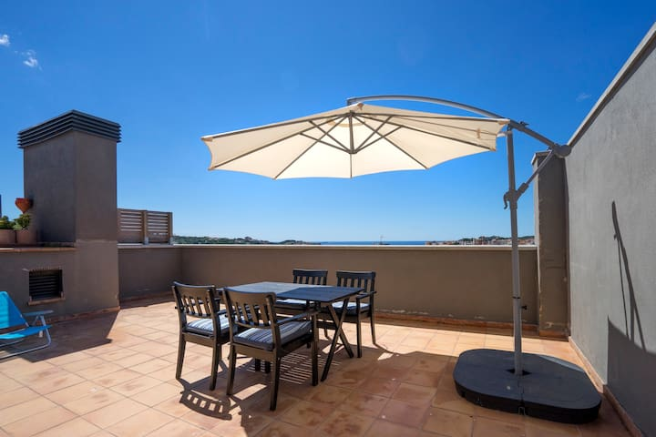 Sea view NEW, cozy apartment in Costa Brava - Sant Feliu de Guíxols - Huoneisto