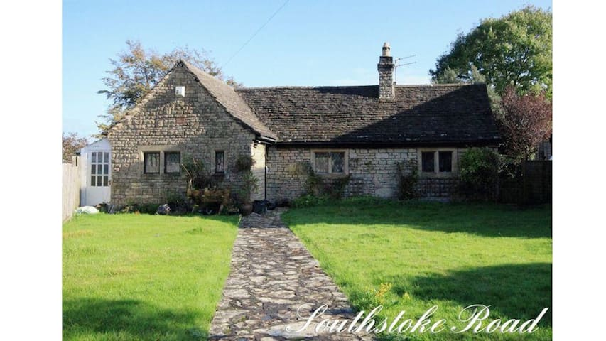 Cosy cottage in a great location - Bath - Bungalo