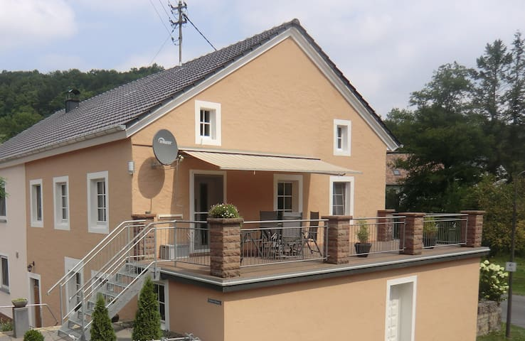 Ferienwohnung Enzen/Eifel/Bitburg - Enzen