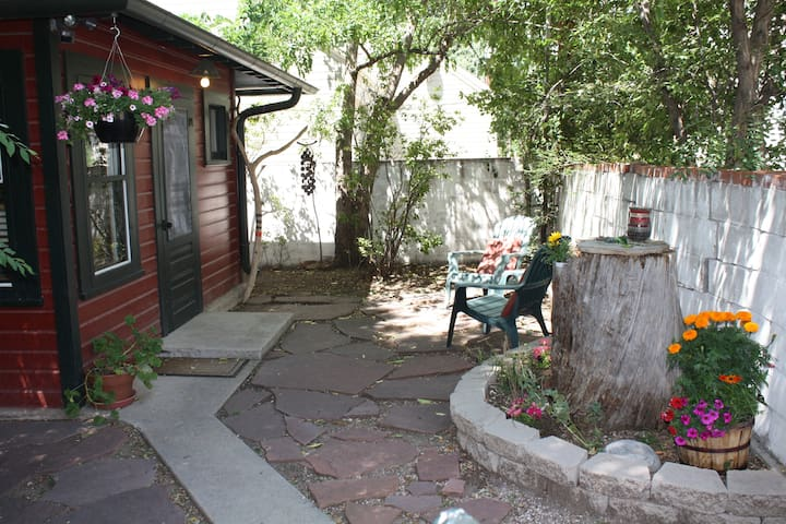 Writer's Cottage - Colorado Springs - Hús
