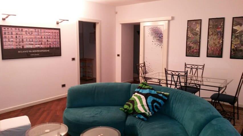 Camere private in app.to di 130 mq - Castellanza