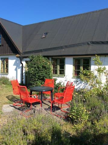Gammelgården i Kaptensgården/Skanör - Skanör
