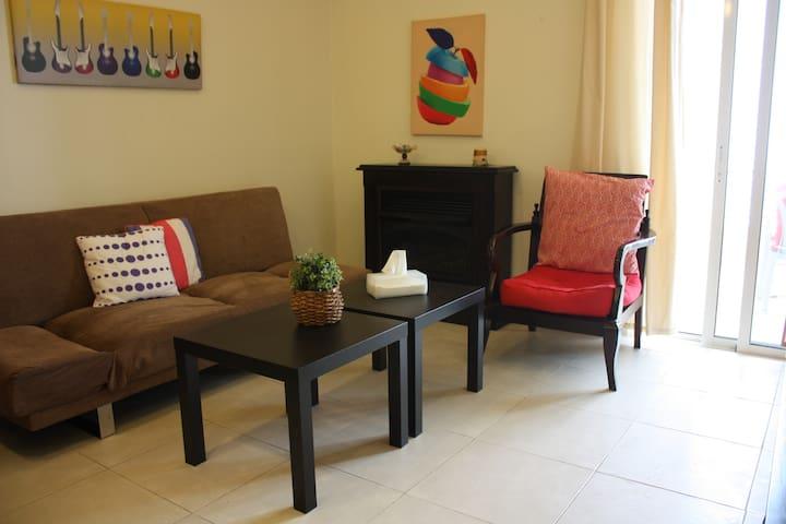 Charming Apartment 1213 - Ajaltoun - Aajaltoun - Departamento
