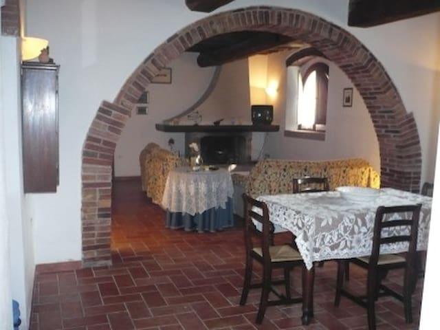 Agriturismo Casetta - Agave - Bivio - Apartamento