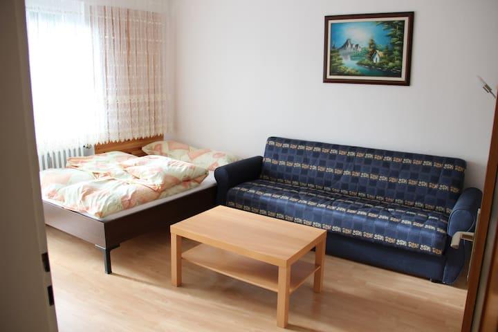 Gemütliche Wohnung mit perfekter Anbindung - Köln - Lägenhet