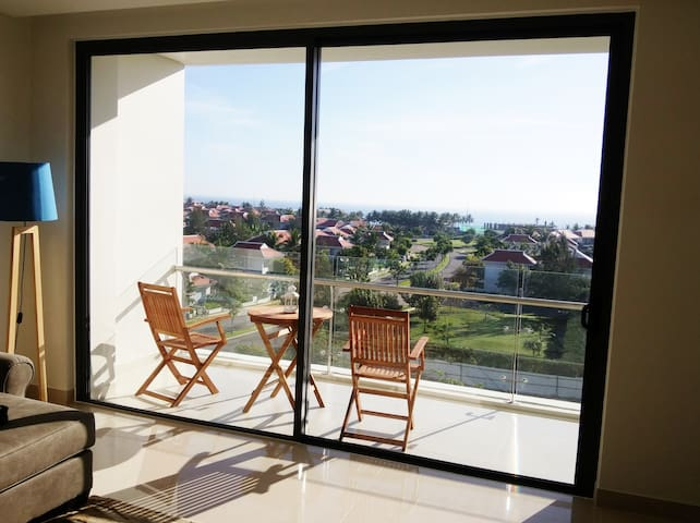 Da Nang luxury flat with spectacular ocean view - Hoa Hai Ward - Apartamento