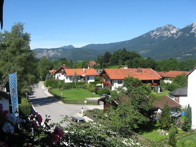 Ferienwohnung 60 cm² - Bayerisch Gmain - 獨棟