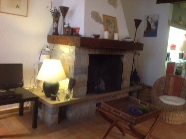 Maison de village Drôme Provencale - Sederon - Casa