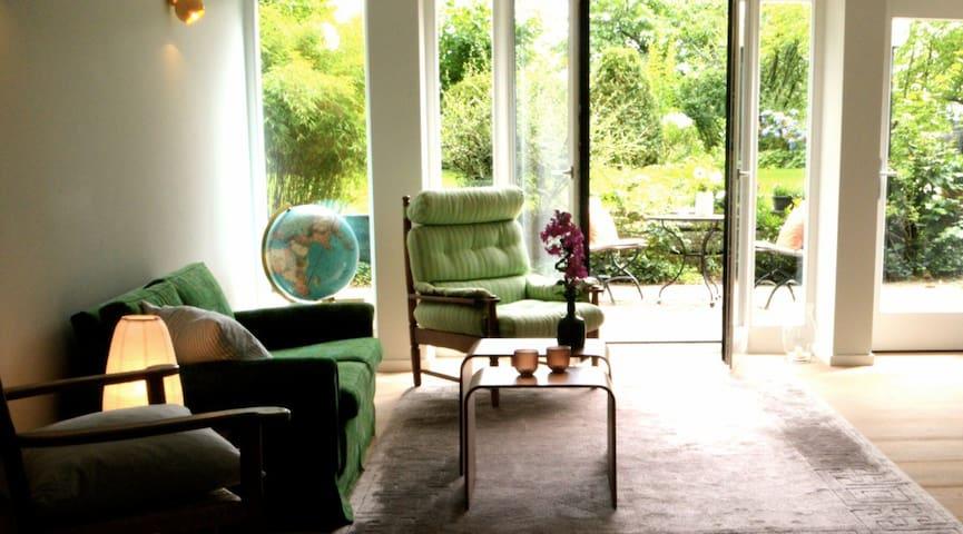 Ferienwohnung in Villa Theodor - Egestorf - Appartamento