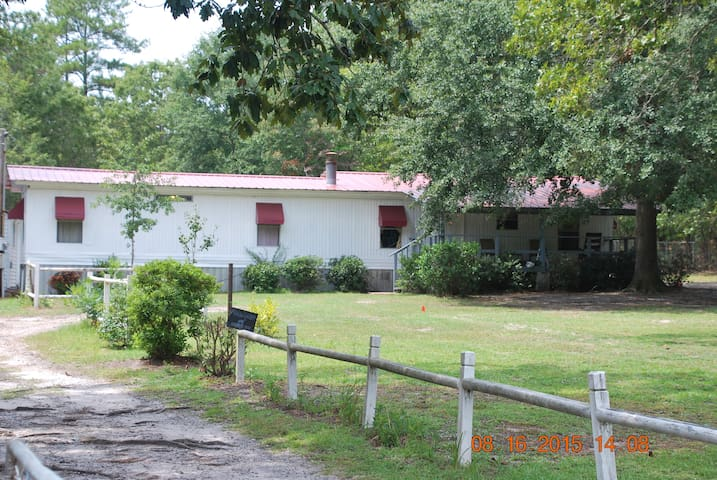 Country Living in Lugoff, SC - Lugoff - Casa