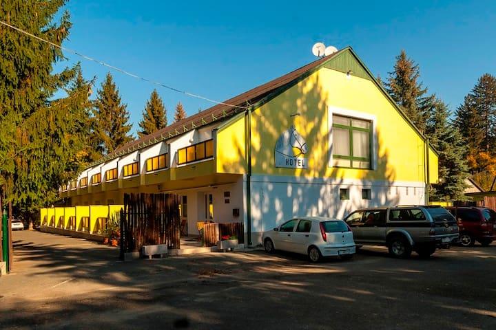 Lipicai Hotel - Szilvásvárad - Bed & Breakfast
