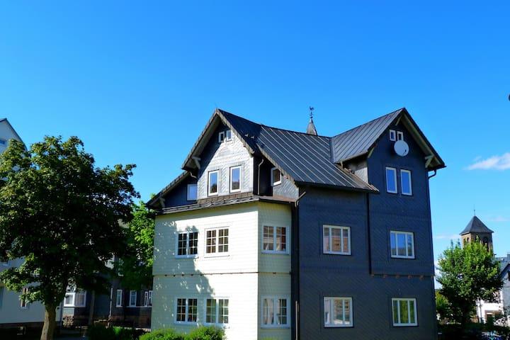 Haus Repin  Ferienwohnung 2 - Oberhof - Apartamento