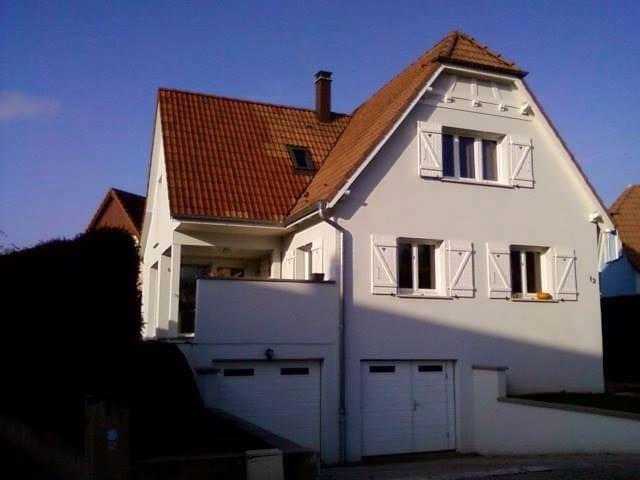 Belle chambre indépendante - Lampertheim - Huis