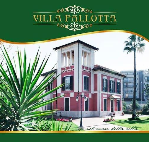 B&B Villa Pallotta , nel cuore della citta'! - Ceriñola - Villa