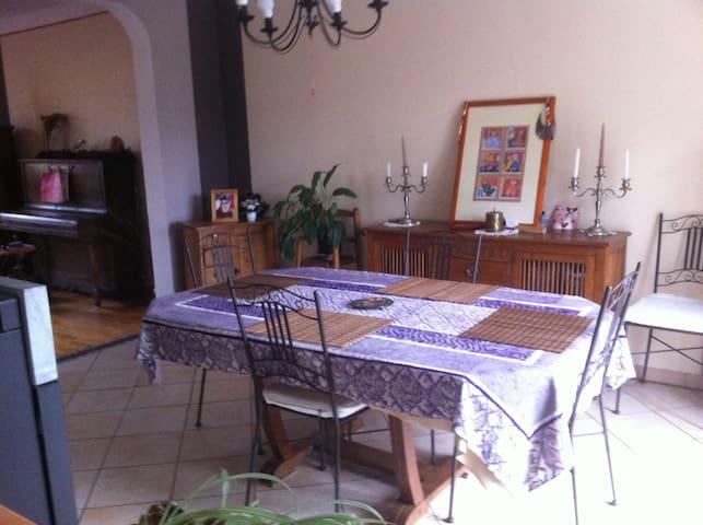 Maison avec jardin à Saint Avold - Saint-Avold - Huis