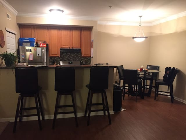 1 Bed Room apartment 2 min formPHL - Cherry Hill - Appartement