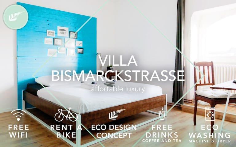 Green Residence City Villa 2 rooms - Offenbach - Apartamento