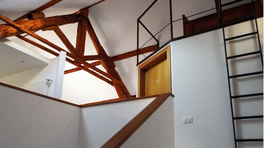 Casa dei Rore Apartment - 4 people - Pieve D'alpago - Appartement