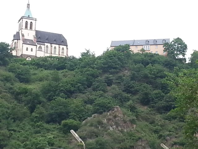 Monastery Allerheiligenberg - Lahnstein - Oda + Kahvaltı