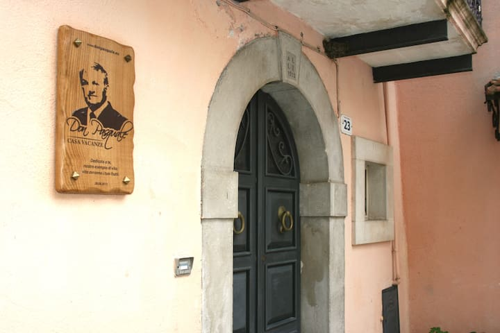 Don Pasquale Scontrone House - Scontrone - Huis