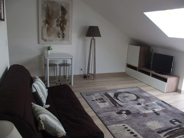 Studio agréable proche centre ville - Beaugency - Appartement