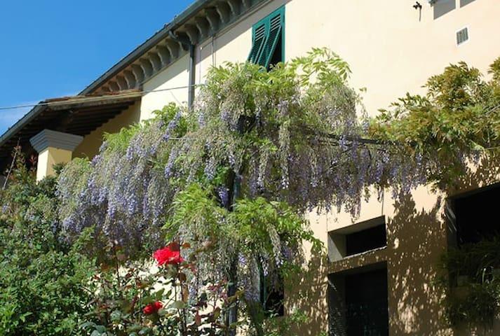 "B&B in Toscana  ""Casa Volpini"" - Santa Maria a Monte PISA - Bed & Breakfast"