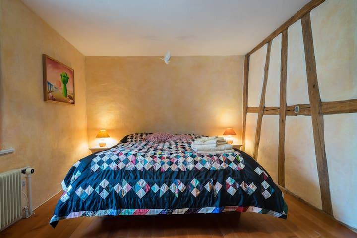 """Doppelzimmer """"Venus"""" - Beggingen - Bed & Breakfast"""