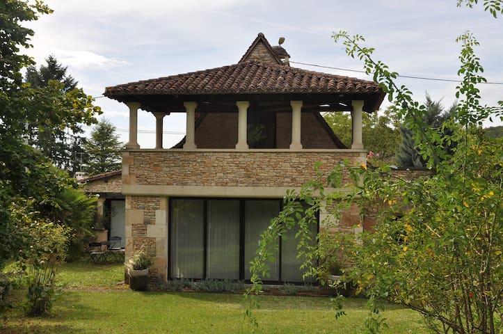 La Maison d'Angel- Angel's House - La Boissière d'Ans - Casa