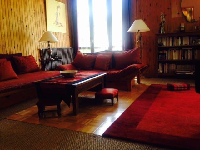 grande maison   tout confort - Figeac - Hus