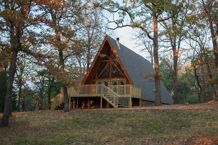 Murray's Cabin in The Ozarks - 哈利臣(Harrison) - 小木屋