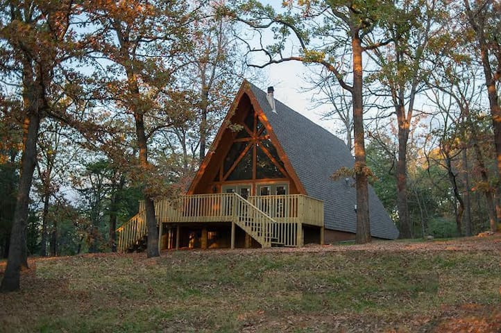 Murray's Cabin in The Ozarks - Harrison