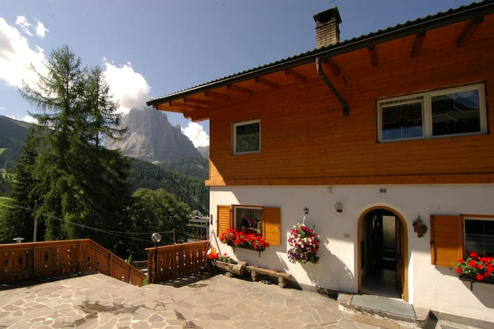 Apartments Praverd in the Dolomites - Santa Cristina Gherdëina - Apartament
