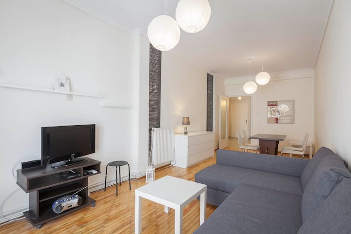 Modern & comfortable apartment(with internet) - Eleftherio Kordelio