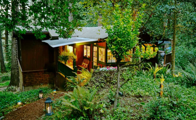 Pippin's Cottage - A Forest Haven - Woodacre - Casa