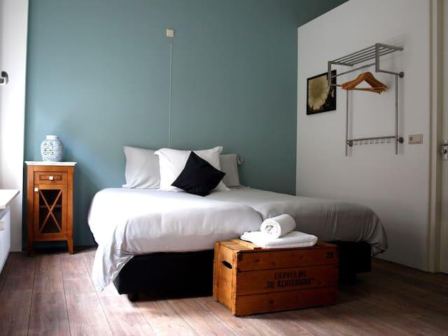 Luxury Blue room: 't Shanda Lee B&B - Lochem - Bed & Breakfast
