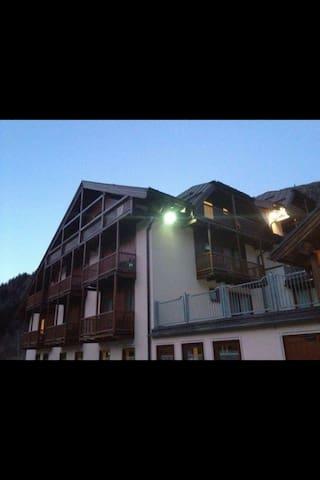 Suite all'intero di Domina  Pejo - Cogolo - Apartamento