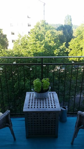 The heart of Södermalm - Stockholm - Appartement