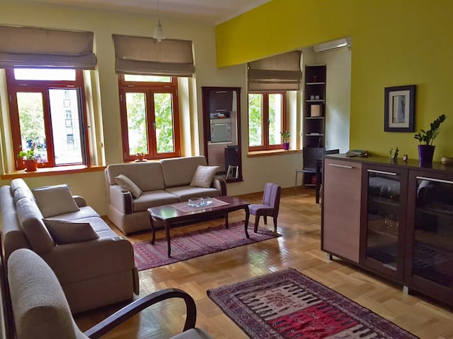 Lux flat in city centre Podgorica, Bokeska 10 - Podgorica - Daire