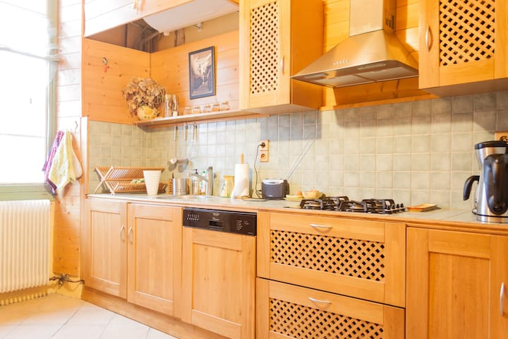 Pleasant and welcoming apartment! - Chambéry - Departamento