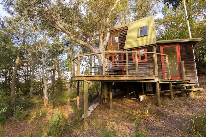 Treehouse in the Blue Mountains - Blackheath - Casa de campo