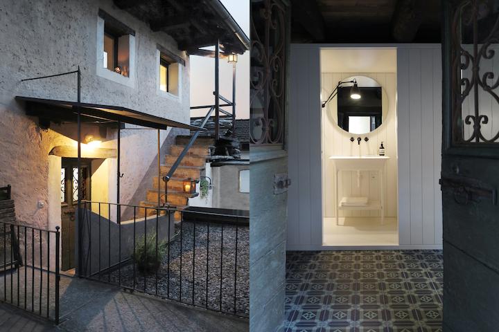 «Capolino» Gästehaus - Brione sopra Minusio - Дом