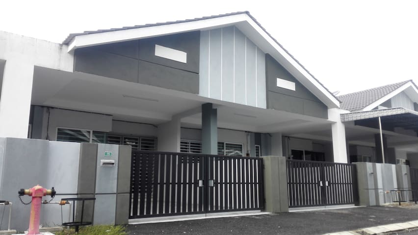 Kampar Putra: Single storey terrace - Kampar - Dom