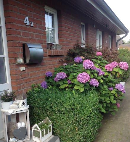 Ferienwohnung Nordstern - Hattstedt - Hus