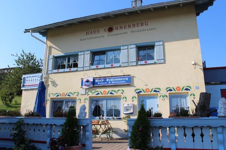 Haus Sonnenberg - Einzelzimmer - Sankt Oswald-Riedlhütte - Bed & Breakfast