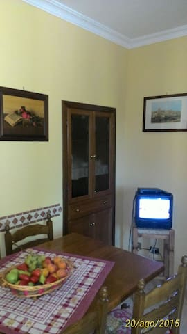Casa sul monte di San Vito - San Vito Romano - Apartamento