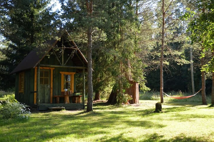 Small forest EcoHouse - Voose - Skjul