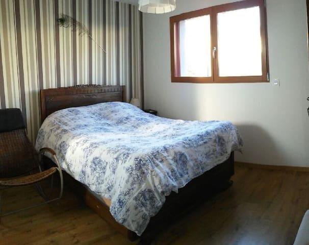 Chambre privée en maison neuve - Thorigné-Fouillard - Hus